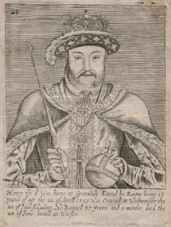 King Henry VIII, after Unknown artist - NPG D9453