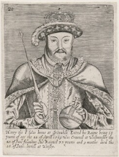 King Henry VIII, after Unknown artist - NPG D9454
