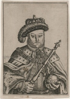 King Henry VIII, by Thomas Cecill - NPG D9457