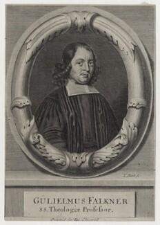 William Falkner, by John Sturt, after  Unknown artist - NPG D9474