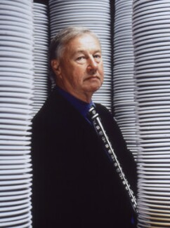 Sir Terence Conran, by Barry Marsden - NPG x88417
