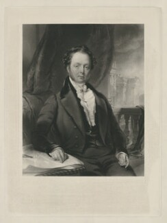 Richard Grainger, by George Henry Phillips, after  Thomas Heathfield Carrick - NPG D34759
