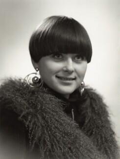 Miss C. Stewart, by Bassano Ltd - NPG x177067