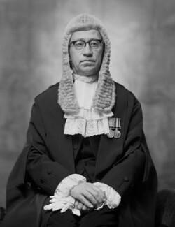 Sir William Walter Stabb, by Bassano Ltd - NPG x177103