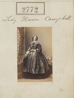 Juliana Rebecca (née Fuller), Lady Purves-Hume-Campbell, by Camille Silvy - NPG Ax52161