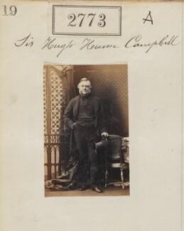 Sir Hugh Purves-Hume-Campbell, 7th Bt, by Camille Silvy - NPG Ax52162