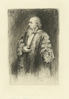 Sir Alexander Grant, 10th Bt, by William Brassey Hole - NPG D34766