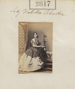 Lady Isabella Emma Elizabeth Keane (formerly Schuster, née Fitzmaurice), by Camille Silvy - NPG Ax52206