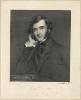Sir Francis Grant, by Thomas Fairland, after  Sir John Watson-Gordon - NPG D34770