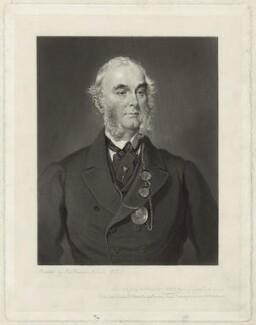 Sir Francis Grant, by George Thomas Doo, after  Sir Francis Grant - NPG D34771