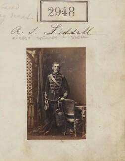Robert Spencer Liddell, by Camille Silvy - NPG Ax52347
