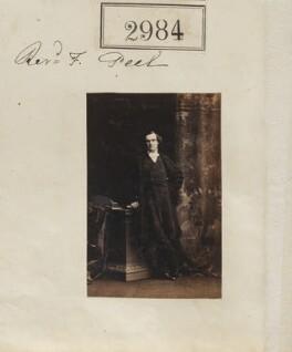 Frederick Peel, by Camille Silvy - NPG Ax52382