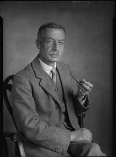Walter Herbert Young, by Lafayette - NPG x47960