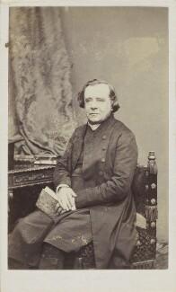 Samuel Wilberforce, by Unknown photographer - NPG Ax10049