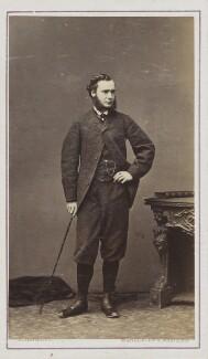 Albert Basil Orme Wilberforce, by Thomas Bennett - NPG Ax10051