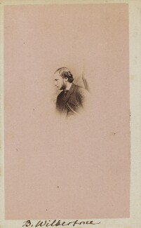 Albert Basil Orme Wilberforce, by Unknown photographer - NPG Ax10058