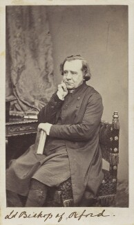 Samuel Wilberforce, by Unknown photographer - NPG Ax10061