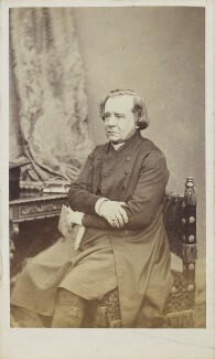 Samuel Wilberforce, by Unknown photographer - NPG Ax10066