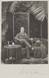 (William) St John Fremantle Brodrick, 1st Earl of Midleton; S. Brodrick, by Cyril Flower, 1st Baron Battersea - NPG Ax15611