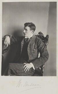 Sir William Henderson, by Cyril Flower, 1st Baron Battersea - NPG Ax15621