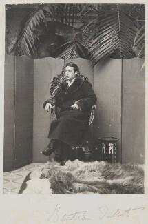 Bertram Talbot, by Cyril Flower, 1st Baron Battersea - NPG Ax15625