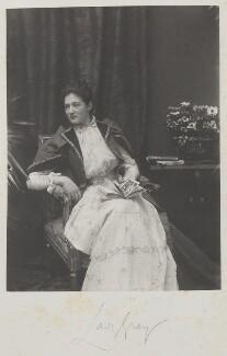 (Frances) Dorothy (née Widdrington), Lady Grey, by Cyril Flower, 1st Baron Battersea - NPG Ax15635