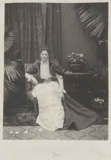 (Frances) Dorothy (née Widdrington), Lady Grey, by Cyril Flower, 1st Baron Battersea - NPG Ax15636