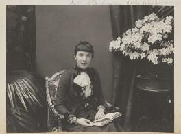 Eleanor Mary Caroline (née Arnold), Viscountess Sandhurst, by Cyril Flower, 1st Baron Battersea - NPG Ax15696