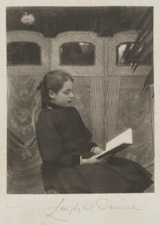 Sybil Myra Caroline Grant (née Primrose), by Unknown photographer - NPG Ax15709