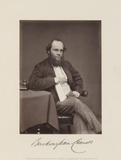 Richard Grenville, 3rd Duke of Buckingham and Chandos, by William Walker - NPG Ax15848