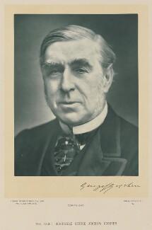 George Joachim Goschen, 1st Viscount Goschen, by London Stereoscopic & Photographic Company - NPG Ax15933