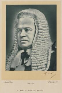 Hardinge Stanley Giffard, 1st Earl of Halsbury, by Clarence Edmund Fry & Son - NPG Ax15939
