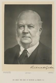 Charles Henry Gordon-Lennox, 6th Duke of Richmond, 6th Duke of Lennox and 1st Duke of Gordon, by James Russell & Sons - NPG Ax15950