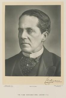 George Henry Cadogan, 5th Earl Cadogan, by Herbert Rose Barraud - NPG Ax15951