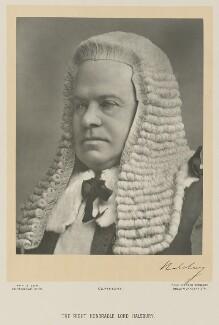 Hardinge Stanley Giffard, 1st Earl of Halsbury, by Clarence Edmund Fry & Son - NPG Ax15962