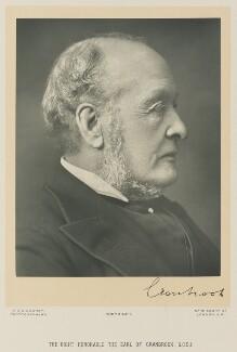 Gathorne Gathorne-Hardy, 1st Earl of Cranbrook, by W. & D. Downey - NPG Ax15967