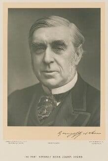 George Joachim Goschen, 1st Viscount Goschen, by London Stereoscopic & Photographic Company - NPG Ax15974