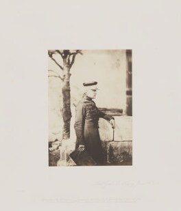 Sir Harry David Jones, by Roger Fenton - NPG Ax24917