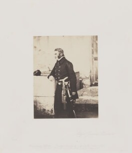 James Bucknall Estcourt, by Roger Fenton - NPG Ax24918
