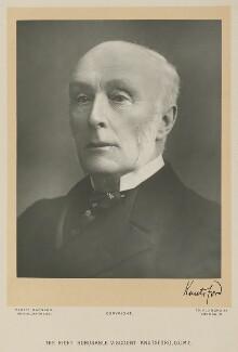 Henry Thurstan Holland, 1st Viscount Knutsford, by Bassano Ltd - NPG Ax16018