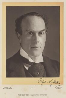 Hon. Alfred Lyttelton, by Elliott & Fry - NPG Ax16080