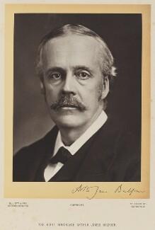 Arthur James Balfour, 1st Earl of Balfour, by Elliott & Fry - NPG Ax16084