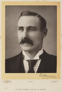 William Waldegrave Palmer, 2nd Earl of Selborne, by Alexander Bassano - NPG Ax16104