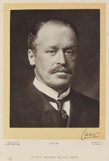 Frederick Campbell, 3rd Earl Cawdor, by Elliott & Fry - NPG Ax16109