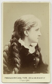 Maud Branscombe, by Fradelle & Marshall - NPG Ax18188
