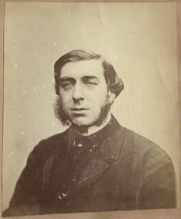 George Joachim Goschen, 1st Viscount Goschen, by John Watkins, or by  John & Charles Watkins - NPG Ax21834