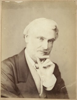 John James Robert Manners, 7th Duke of Rutland, by John Watkins, 1868 or before - NPG Ax21835 - © National Portrait Gallery, London