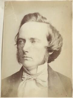 George Douglas Campbell, 8th Duke of Argyll, by John Watkins, 1860s - NPG Ax21852 - © National Portrait Gallery, London
