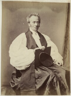 William Jacobson, by Unknown photographer - NPG Ax21865