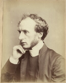 Charles John Ellicott, by Unknown photographer - NPG Ax21878